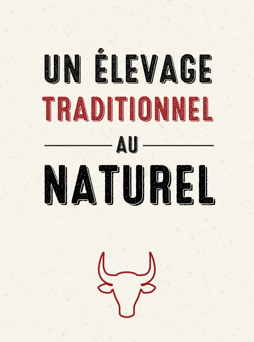 Un élevage traditionnel au naturel
